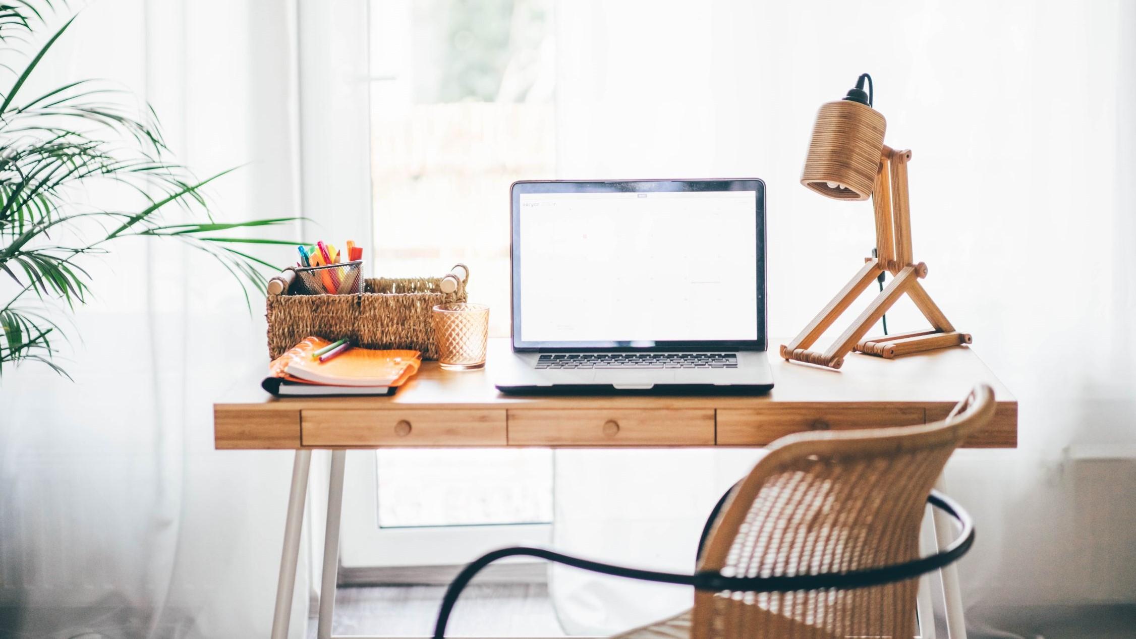 Domowe biuro pracy zdalnej